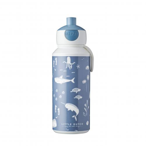 Trinkflasche Pop-up Ocean