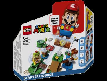 LEGO® Super Mario™ Abenteuer mit Mario – Starterset