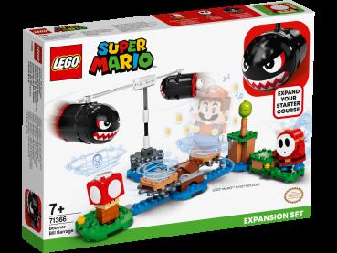 LEGO® Super Mario™ Riesen-Kugelwillis – Erweiterungsset