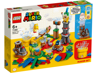 LEGO® Super Mario™ Baumeister-Set für eigene Abenteuer