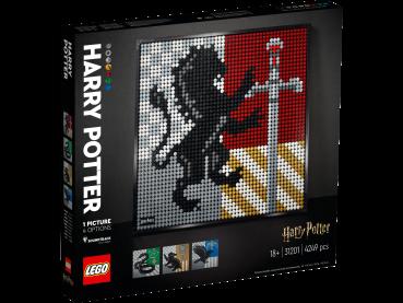 LEGO® Art Harry Potter™ Hogwarts™ Wappen
