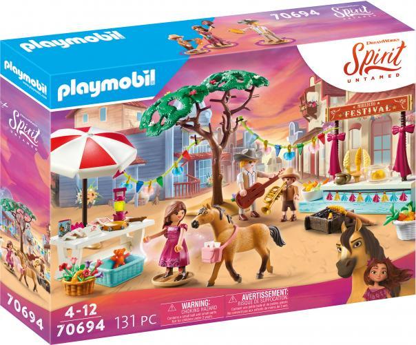 PLAYMOBIL® 70694Miradero Festival
