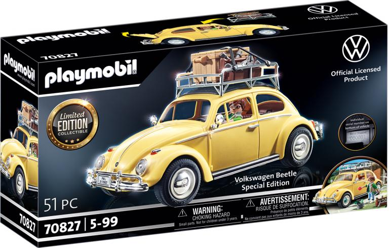 PLAYMOBIL® 70827Volkswagen Käfer - Special Edition